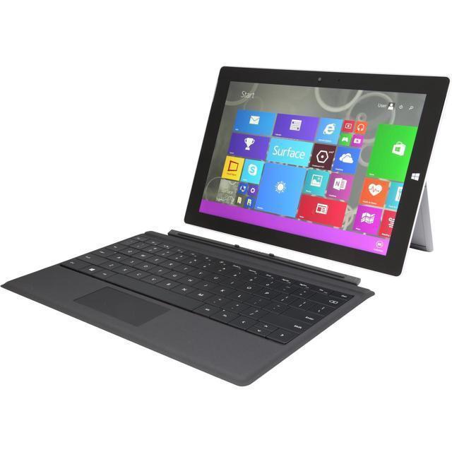 """Microsoft Surface 3 10"""" Atom x7-Z8700 1,6 GHz"""