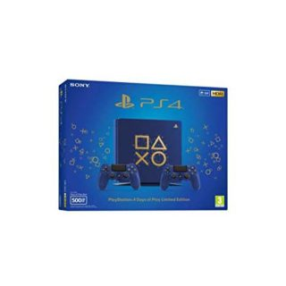 Konsole - Sony Playstation 4