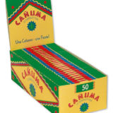 Canuma Paper Papier 50er Box/60 Blatt Zigarettenpapier