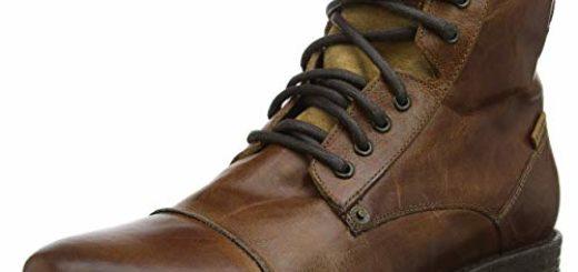 Levis Herren Leder Schuhe Braun