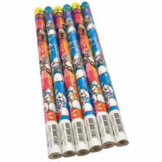 Posten mit Diddl Jumbo Bleistifte