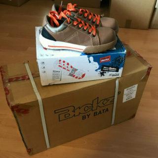 Bata Sicherheitsschuhe SP1 Sneaker atmungsaktiv Neu