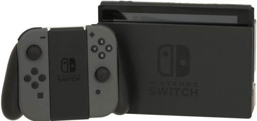11 x  Nintendo Switch 32 GB - Grau