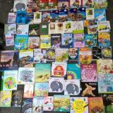 Paket Bücher aus Buchhandlung ca. 60-80 pro Karton