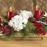 Kerzenständer Weihnachten Advent Adventskranz