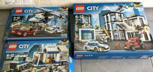 Legoposten, Ninjago, Duplo, Star Wars, Technik, City, Creator