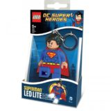 LEGO Superman LED Minitaschenlampe