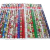 Weihnachtsgeschenkpapier Geschenkpapier 200 x 70 cm