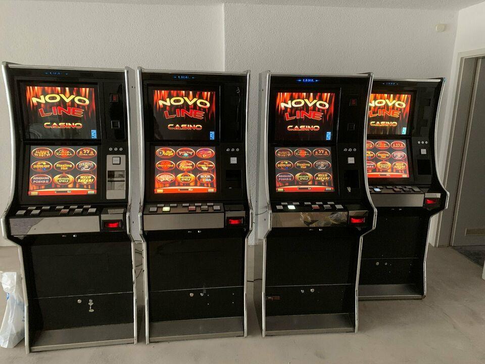 Spielautomaten Kaufen Novoline