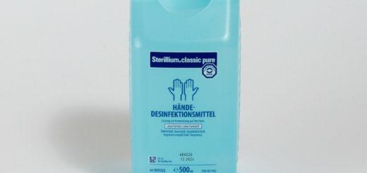 Original Sterillium classic pure Hände-Desinfektionsmittel