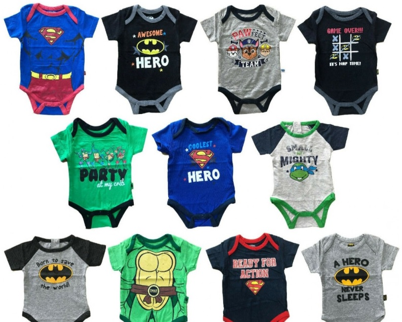 Baby Bodys Lizenzware