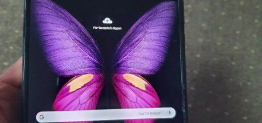 Günstig abzugeben Samsung Galaxy Fold 5G mit 512 GB