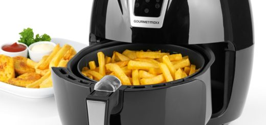Cuisine Edition Heißluft-Fritteuse - TV Werbung