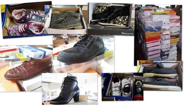 Restposten Schuhe für Damen, Herren oder auch Kinder