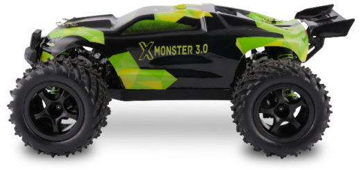 44 x X-Monster Truck ferngesteuertes RC Auto 45 km/h, 1:18 Neuer Posten