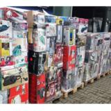 LKW-Ladung Mixpaletten vom Discounter