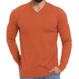 Pullover V-Ausschnitt Baumwolle ab 6,90 Euro im Onlineshop