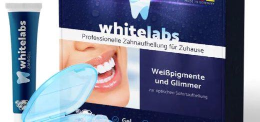 Teeth Whitening Kit - Zahnaufhellungsset