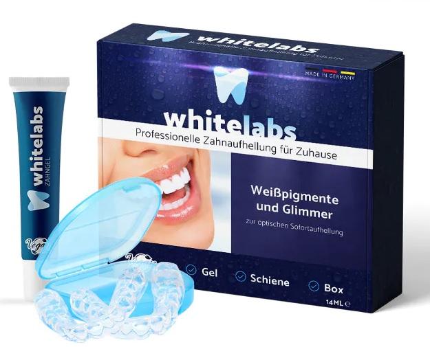 Zahnaufhellungsset