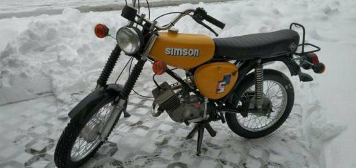 Simson S 51Enduro