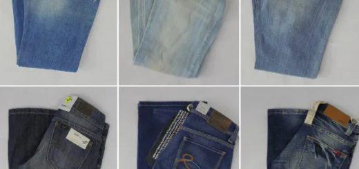 Marken Jeans Mix Posten
