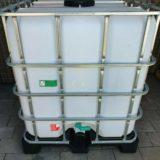 Regenwasser Tank Wassertank 1000 Liter