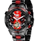 Zeitlos Automatik Uhr ZL-EBE-10 CS Exzellent Beast Herrenuhr