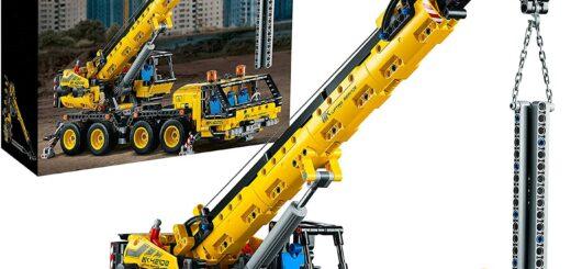LEGO 42108 Technic Control Kran-LKW