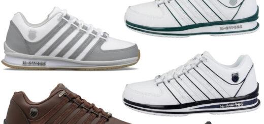 K-Swiss Rinzler Herren Schuhe Sneaker Turnschuhe Freizeitschuhe