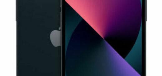 Apple iPhone 13 Mini - 128GB - SCHWARZ - MITTERNACHT - OVP - SIMLOCKFREI