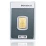5 Gramm Goldbarren (Heraeus)steuerbefreit nach § 25c USTG